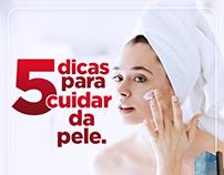 Social Media Design - Hospital da Bahia