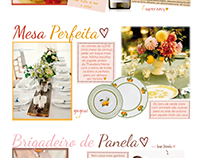 Newsletter receita e-commerce