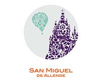 San Miguel de Allende, Mexico - Logo Redesign