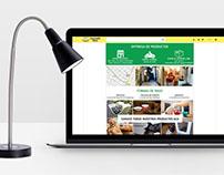 Plantilla HTML editable para productos en Mercadolibre