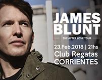James Blunt en Ctes