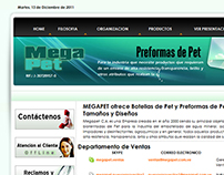 www.megapet.com.ve - PHP/MySQL/Flash