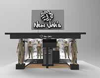 Punto de venta NEW JAHS Bogota