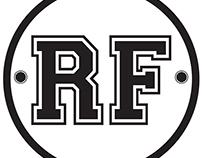 "Diseño de marca y web ""Rebel Freaks"""