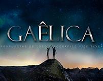 Propuestas de flyer para la banda venezolana Gaêlica