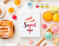 Sugart - Logo redesign.