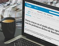 Tiempo Argentino - web