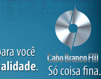 Cabo Branco FM - Anúncio