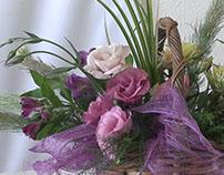 Artes florais andamento empresa