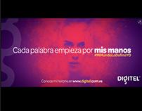 Digitel | Rebrand 2015