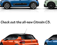Ad idea - Citroën C3
