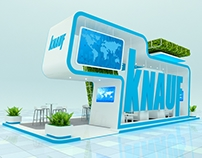 knauf trade show booth