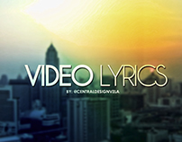 Video Lyrics