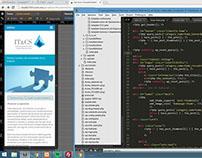 ITCS WEB Responsive design & development