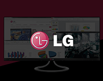 LG - Ultrawide Monitor