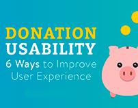 Donation ~Elevation ~ Infographic