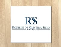 Criação de marca (ROS Advocacia)