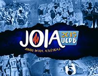 JOIA UCDB 2015 | Jogos Inter Atléticas