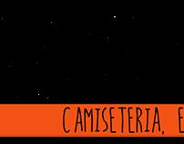Logotipo Arriba Y Avante Camiseteria