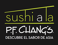 P.F. Chang's Sushi Packing