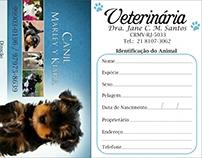 Cartão de Vacinação Animal