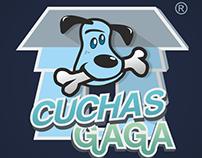 Cuchas Gaga Logo