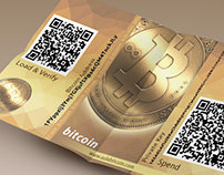 Bitcoin wallet design