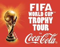 Coca Cola Trophy Tour FIFA World Cup 2014 Uniforms
