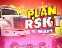 Campaña PLAN DE RESCATE S-Mart