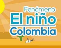 Videos La Niña y El Niño
