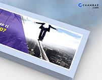 Diseño de Banners para Post Facebook. Cuambaz.com