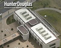 Hunter Douglas.Pautas para revista de arquitectura. COL