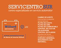 Branding ServicentroSur