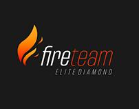 FIre Team Logo Concept