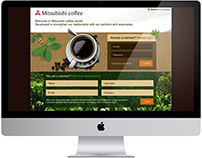 Mitsubishi coffe, propuesta