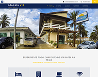 WebSite Hotel Atalaia Vip