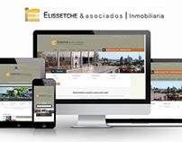 Sitio web Elissetche & Asociados