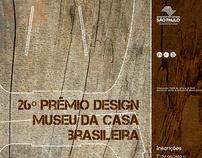 Prêmio Design Museu da Casa Brasileira 2012