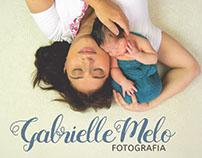 LOGO E FLYER ||| Gabrielle Melo