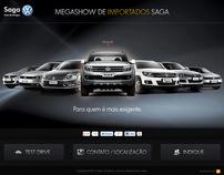 Megashow de Importados SAGA
