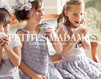 Kids Fashion Brand Website