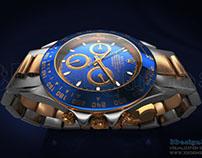 Watch Rolex 3d Visualization