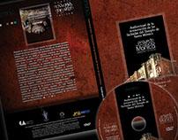 DVD cover design 2009
