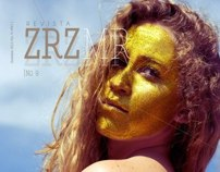 Zarzamora Cover Issue no. 9
