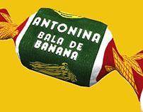 Mídias Sociais - Bala de Banana Antonina