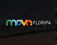 Mova Floripa (Logo & App Design)