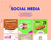 Social Media - Setembro/Outubro