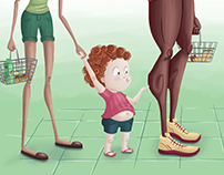 Ilustrações - Universidade das Crianças