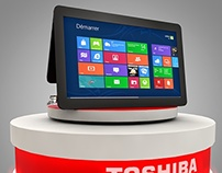 A Display for Toshiba Laptop