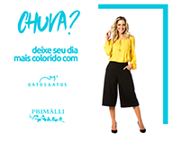 Fashion - Social Media - Prim/Verão G&A e Primálli